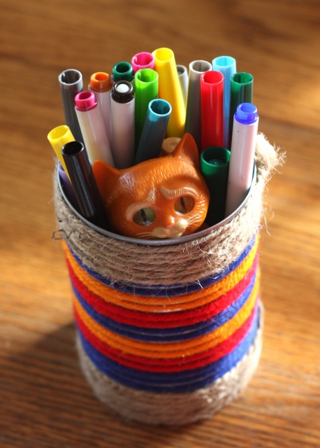 Because every marker collection should have a cat