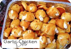 Chicken Puffs