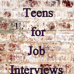 Teens and Job Interview