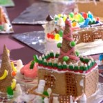 Royal Icing for Candy Houses