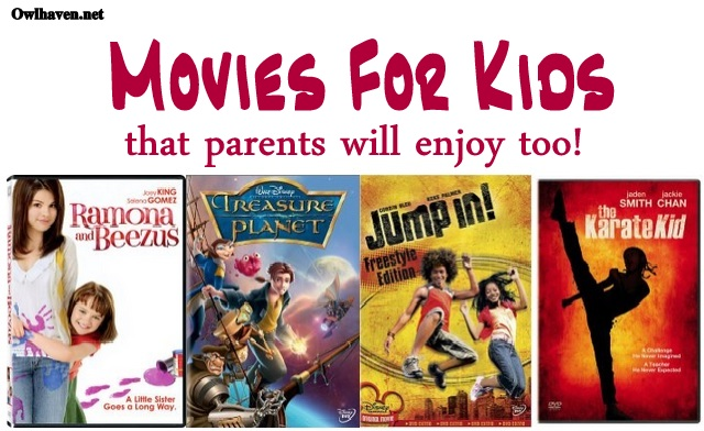 Winning Family Movies